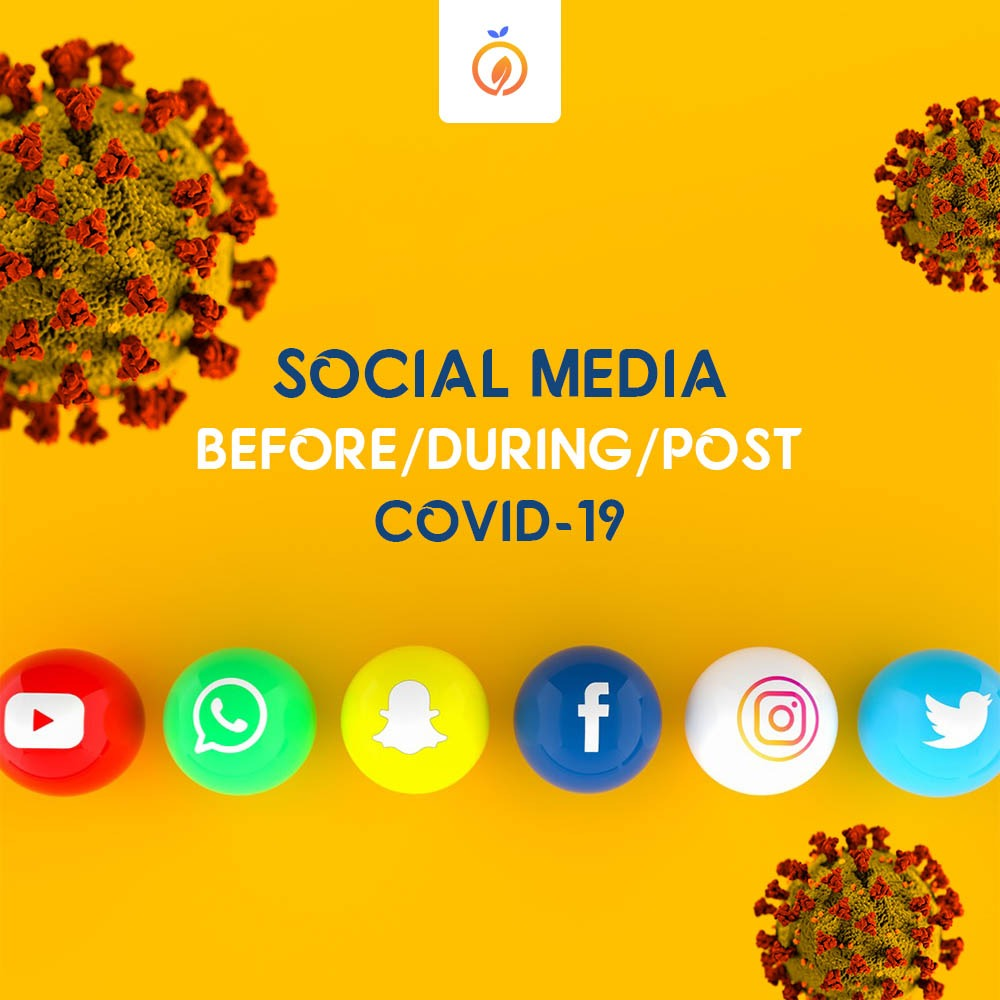 Social Media:Before/During/Post Covid-19